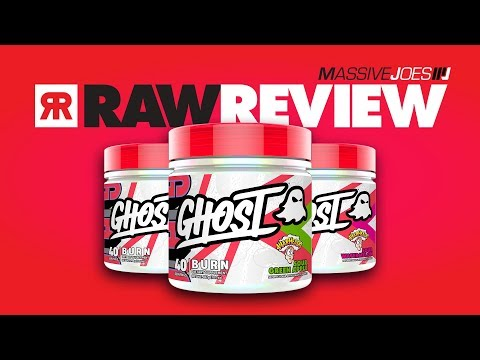 Ghost Burn Thermogenic Fat Loss Supplement Review | MassiveJoes Raw Review