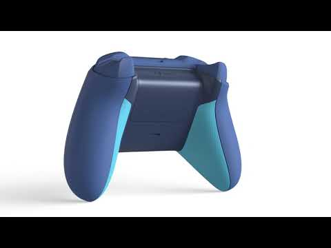 Xbox One Sports Blue Special Edition Wireless Controller - Video