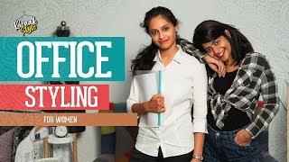 Office Styling for WOMEN | Kiraak Style | Chai Bisket| Kiraak Style | Chai Bisket