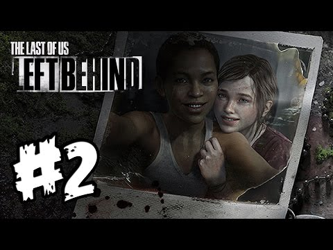 The Last of Us - Left behind DLC Remastered (PS4) Walkthrough Part 2 [HD 1080p]