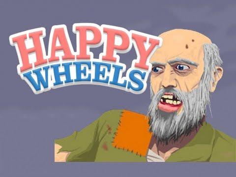 Let 39 s play happy wheels episode 5 plz r8 lvl 5 stars - Let s play happy wheels ...