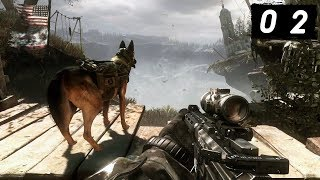 Call of Duty Ghosts Campaign - Part 2 - The Goodest Boy