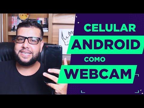 Como Transformar Celular Em Webcam Para O OBS (Android/ Via Cabo) - #s01e06 #fvm