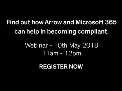 Compliance and GDPR with Microsoft 365