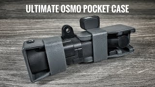 Ultimate DJI Osmo Pocket Case | It's Still Pocketable