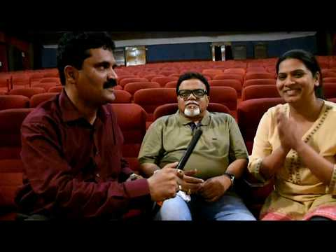 Rang Yashache Interview Of Mangesh Kadam And Leena Bhagwat By Vilas Mungekar