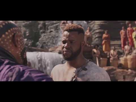 Black Panther - M'Baku's Tribe (Who Let The Dogs Out?)