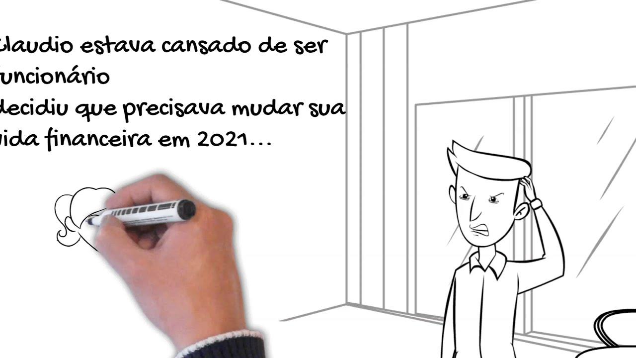 FAÇA COMO CLAUDIO VENHA PARA O MERCADO DE AÇÕES VOCÊ TB.