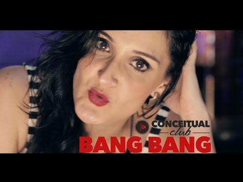 Jessie J, Ariana Grande, Nicki Minaj - Bang Bang (Cover) | Conceitual Club feat. Juliana Romano