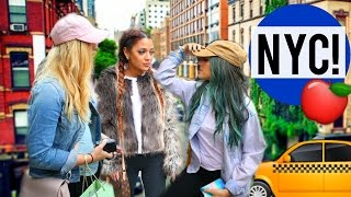 How to Style the Perfect Glitter New Years OOTD with NIki and Gabi #WheelofFashion