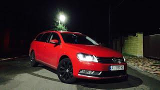 Volkswagen b7 1.4 tsi ecofuel - egasi fikrini Passat