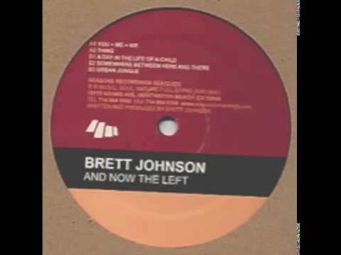Brett Johnson - You+Me=We  [OFFICIAL]