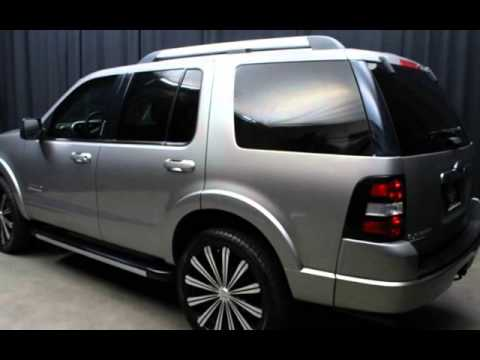 2008 ford explorer limited for sale in phoenix az youtube. Black Bedroom Furniture Sets. Home Design Ideas
