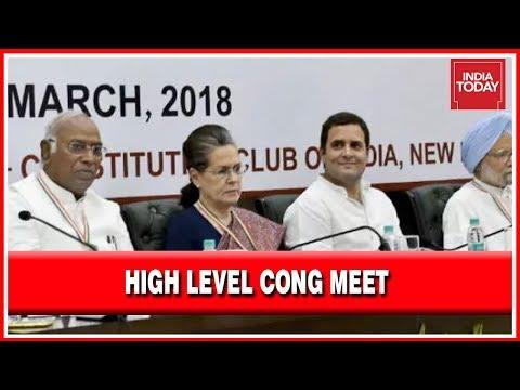 High Level Cong