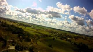 13.10.2011 (2) - komin w Kutnie (140 m)