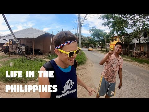 SELLING MY FILIPINO FRIEND AND LIFE IN THE PHILIPPINES...