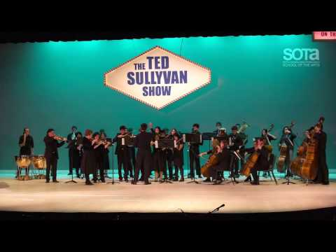 Orchestral Music performance from the Asawa SOTA Holiday Variety Show