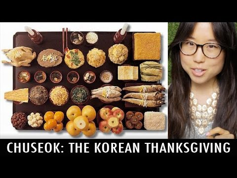 Chuseok - The Korean Thanksgiving