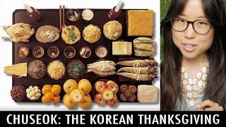 Chuseok - The Korean Thanksgiving