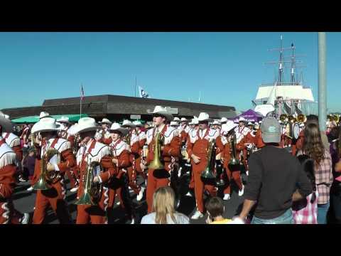 San Diego Bay Big Balloon Parade 2011