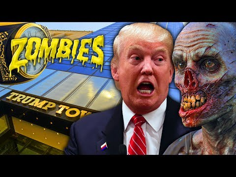 TRUMP TOWER INVADED BY ZOMBIES (Black Ops 3 Zombies)