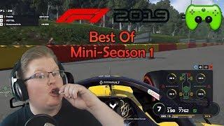 Best Of Pietsmiet | Formel 1 2019 Mini-Season 1 | [HD+]