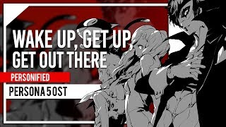 Download Persona 5 OST - Wake up, Get Up, Get Out There - Cover by Lollia and Sleeping Forest (RE-MASTERED)