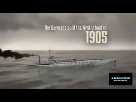 Hitler's Secret Weapons: The German U Boat And World Wars I,II Historical Facts