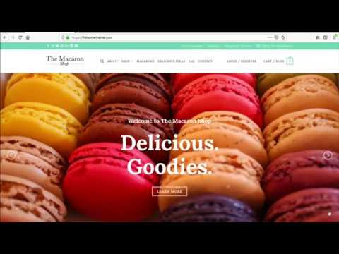 How to Make An Ecommerce Website with GODADDY 2019 - WORDPRESS - 동영상