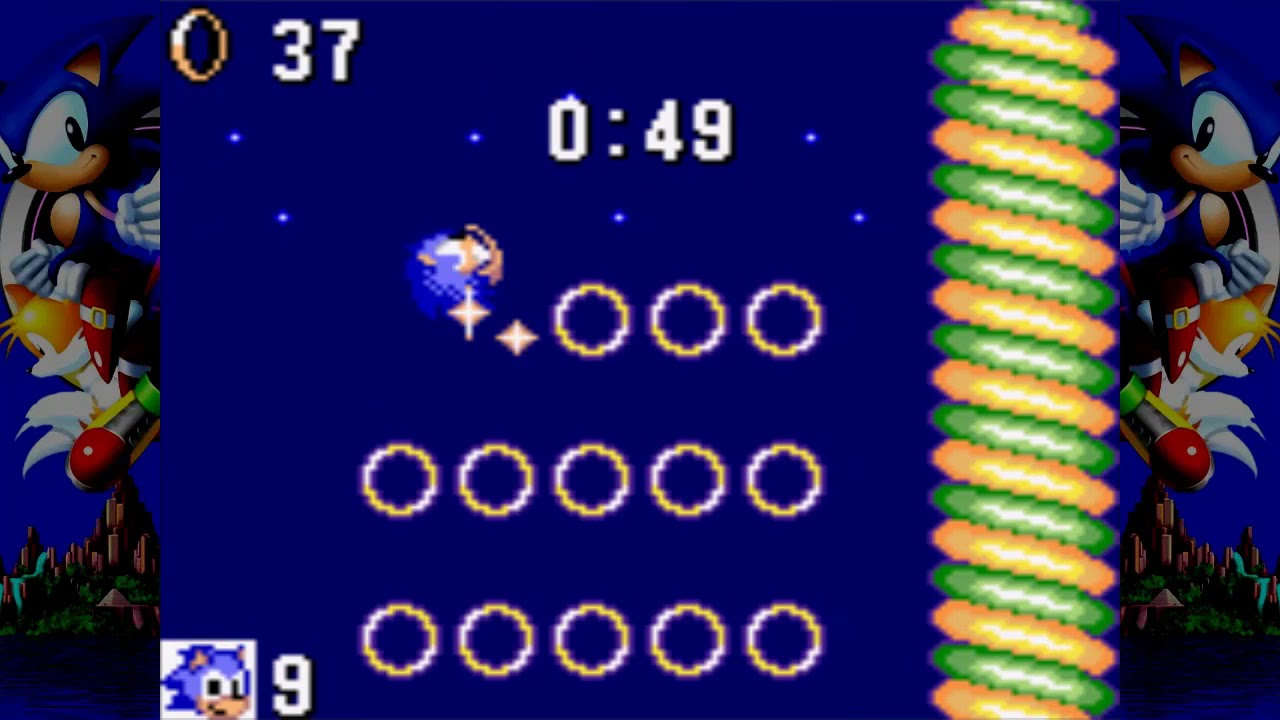 Sonic The Hedgeog GG (Part 2) - Labyrinth Zone ancora più lenta