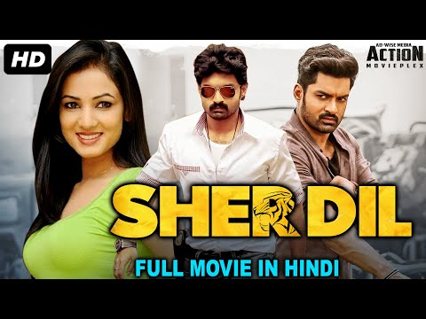 SHER DIL - Superhit Blockbuster Hindi Dubbed Full Action Romantic Movie | Nandamuri Kalyan Ram Movie