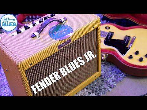 Fender Blues Junior LTD Tweed - The Best Blues Junior?