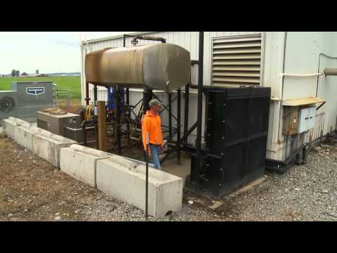 Anaerobic Digester - Bellingham Technical College