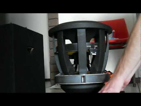 Unboxing my new Subwoofer | RE Audio FTW!