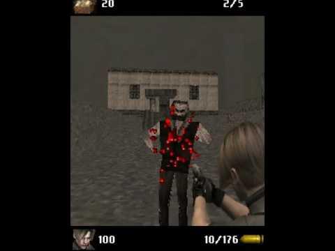 resident evil 4 mobile java game free