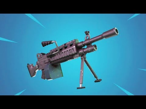Image result for blue lmg fortnite