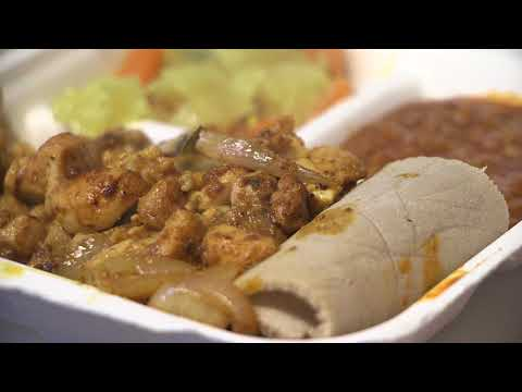 New York City's First Ethiopian Food Truck