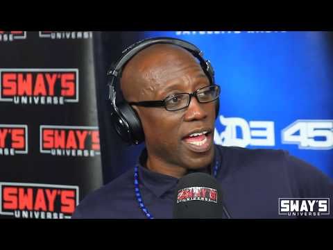 PT. 2 Wesley Snipes on Not Working with Denzel Washington, Taxes and Prison | Sway's Universe