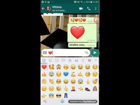 Scherzo Whatsapp FINITO MALISSIMO!!!!:Ti vuoi fidanzare con me?Si...FINITO MALISSIMO!!