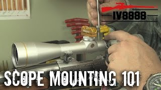 How to Mount an Optic Like a Pro