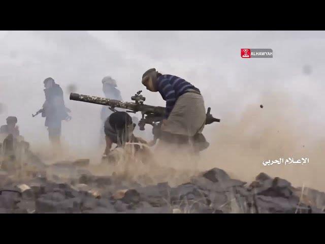 اليمن   القوات المسلحة تستعرض جانبا من معارك الصومعة وزاهر حتى السيطرة على جبل كسادة الاستراتيجي