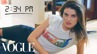 how Top Model Isabeli Fontana Gets Runway Ready | Diary of a Model | Vogue