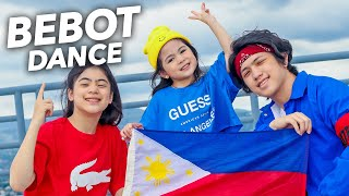 BEBOT - BEP Pinoy Siblings Dance (Independence Day) | Ranz and Niana ft natalia