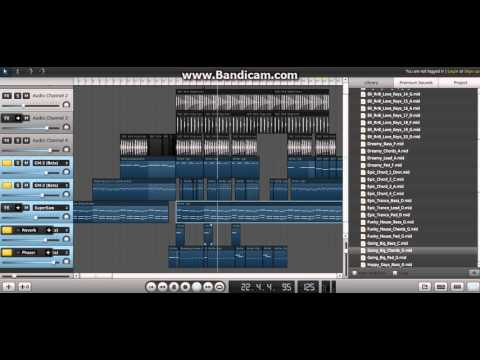Soundation - Electro Dance Song