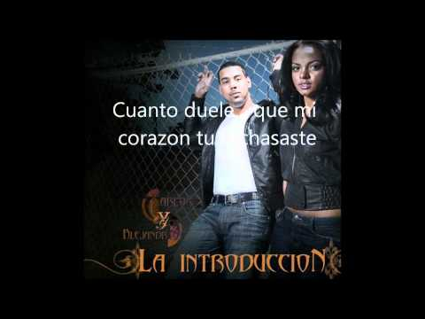 cuanto duele carlos y alejandra with lyrics