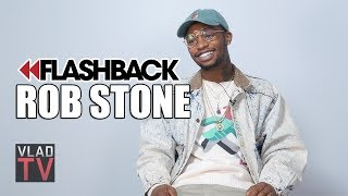 "Flashback: Rob Stone on His Fight Video Helping ""Chill Bill"" Go Viral"