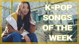 K-POP SONGS OF THE WEEK! #39