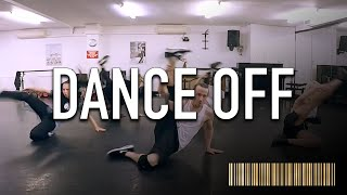 DANCE OFF - Macklemore & Ryan Lewis Dance ROUTINE Video | Brendon Hansford Choreography