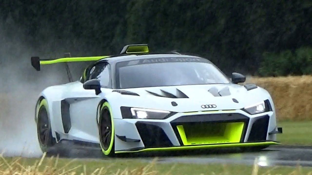 2020 Audi R8 Lms Gt2 V10 Engine Sound