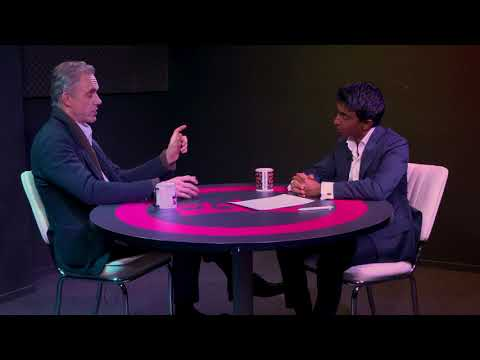 GSTV: Jordan Peterson responds to Channel 4 interview controversy